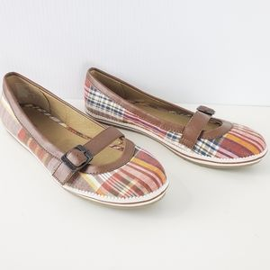 Dexter shoes flats size 7